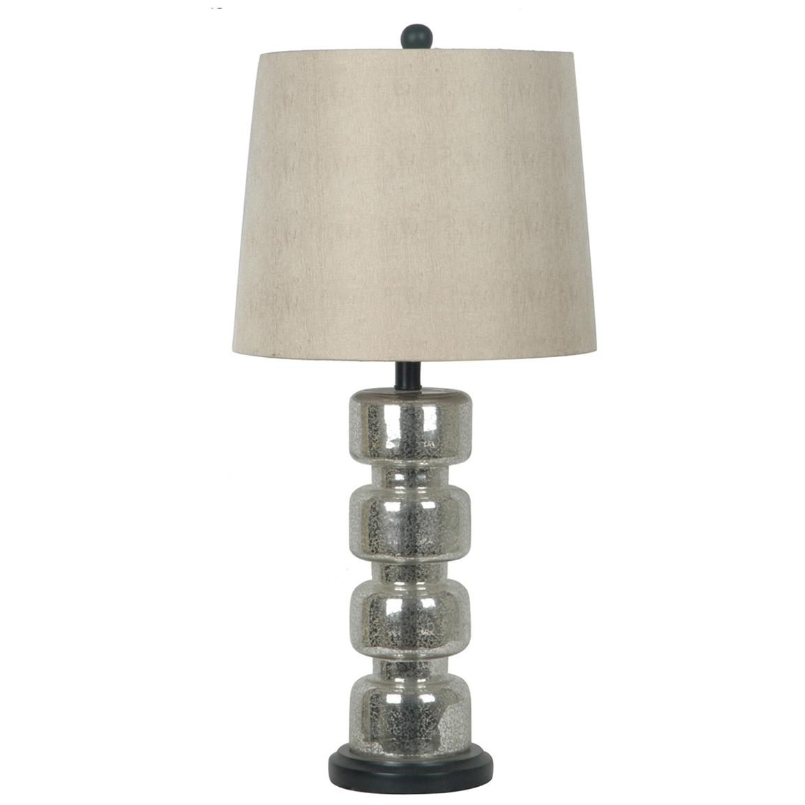 Lennox Table Lamp from Crestview Collection
