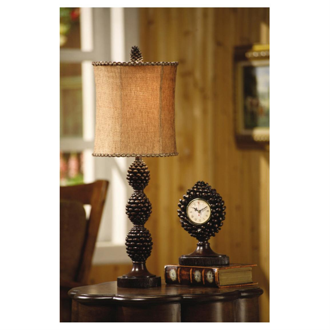 Crestview® Pinegrove Table Lamp