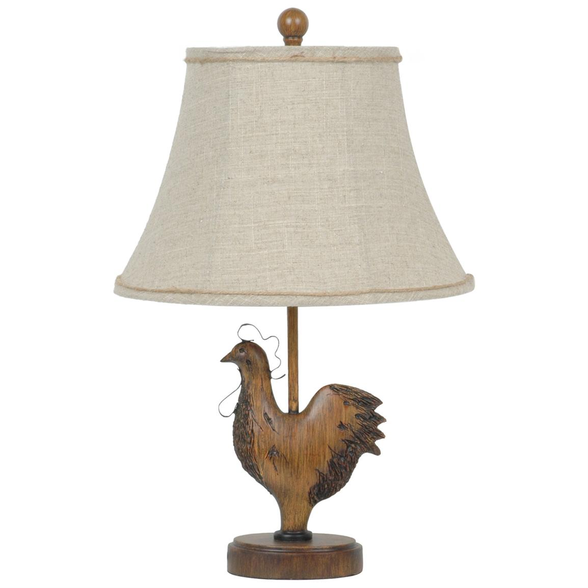 Crestview Collection® Claire Accent Lamp