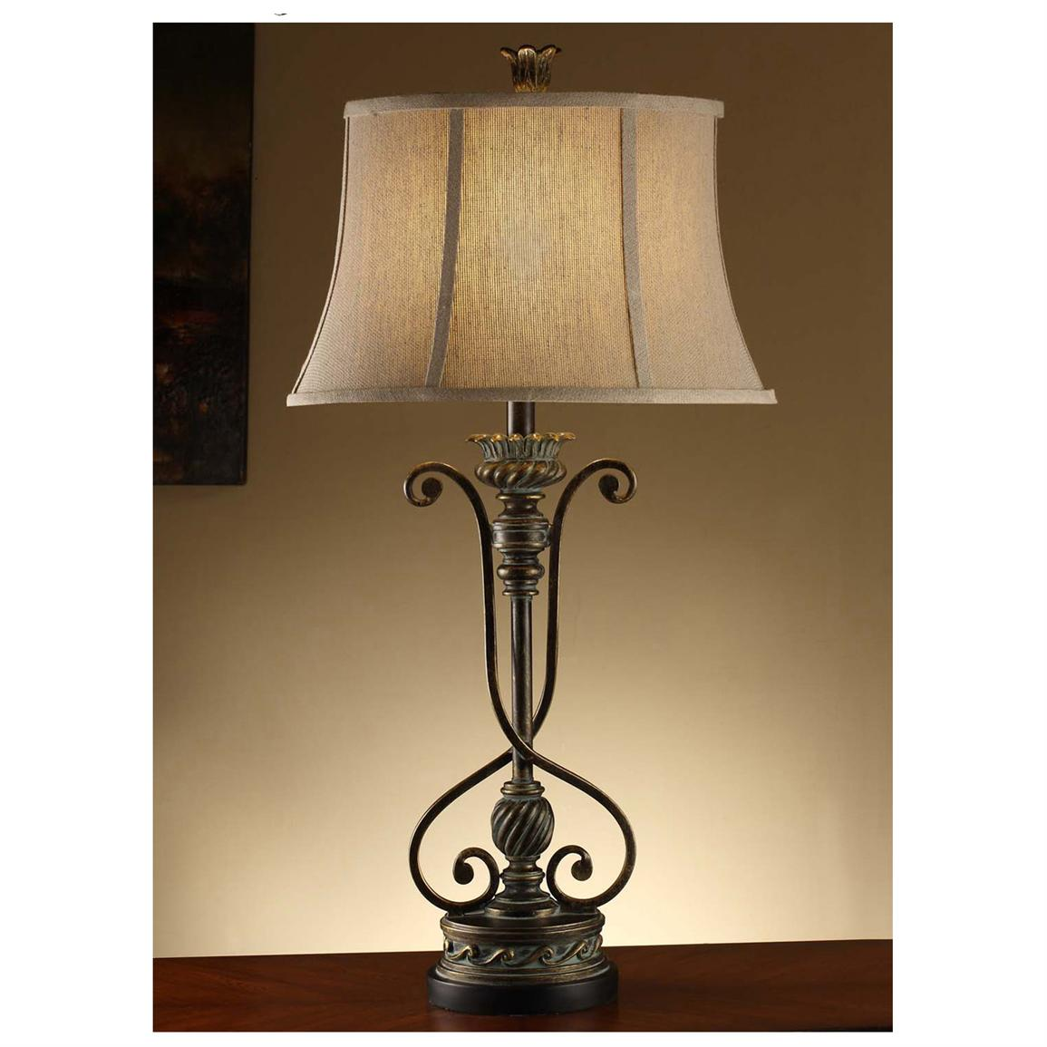 Crestview® Westfield Table Lamp