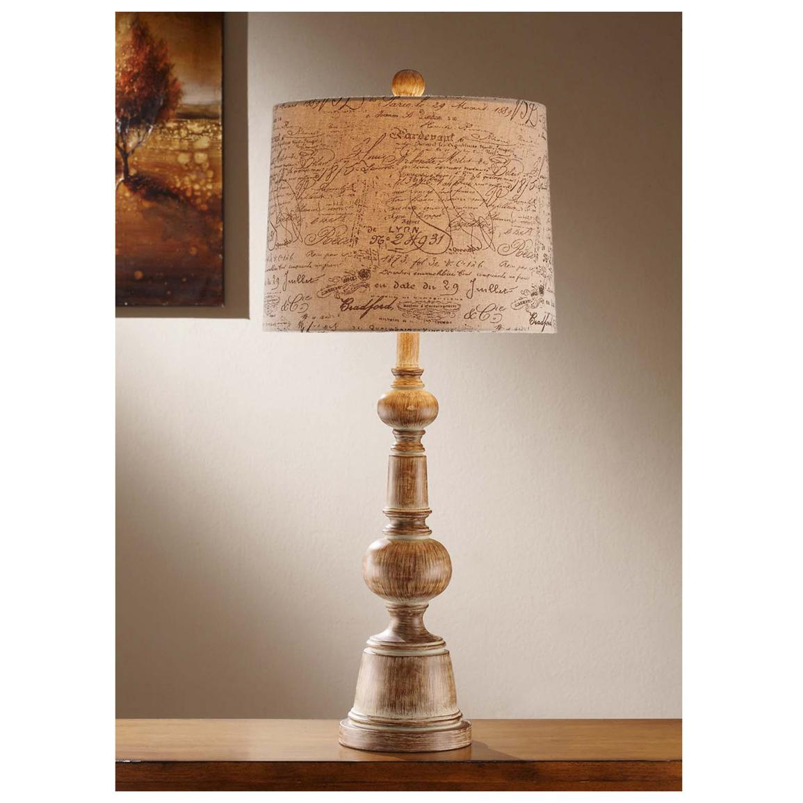 Crestview® Arcadian Table Lamp