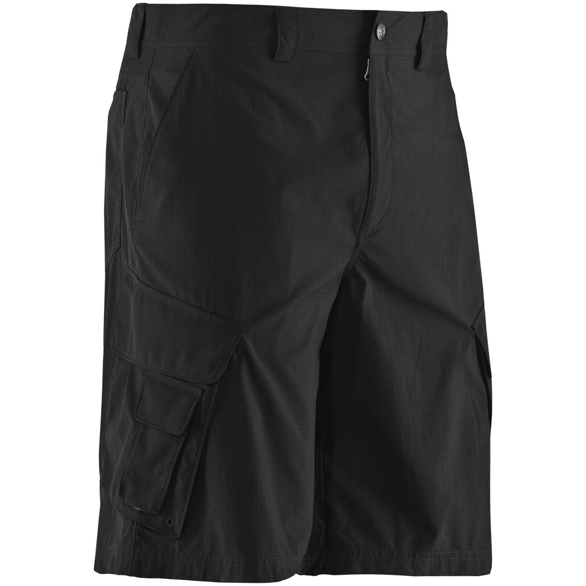 Men's Under Armour® Guide Shorts, Black