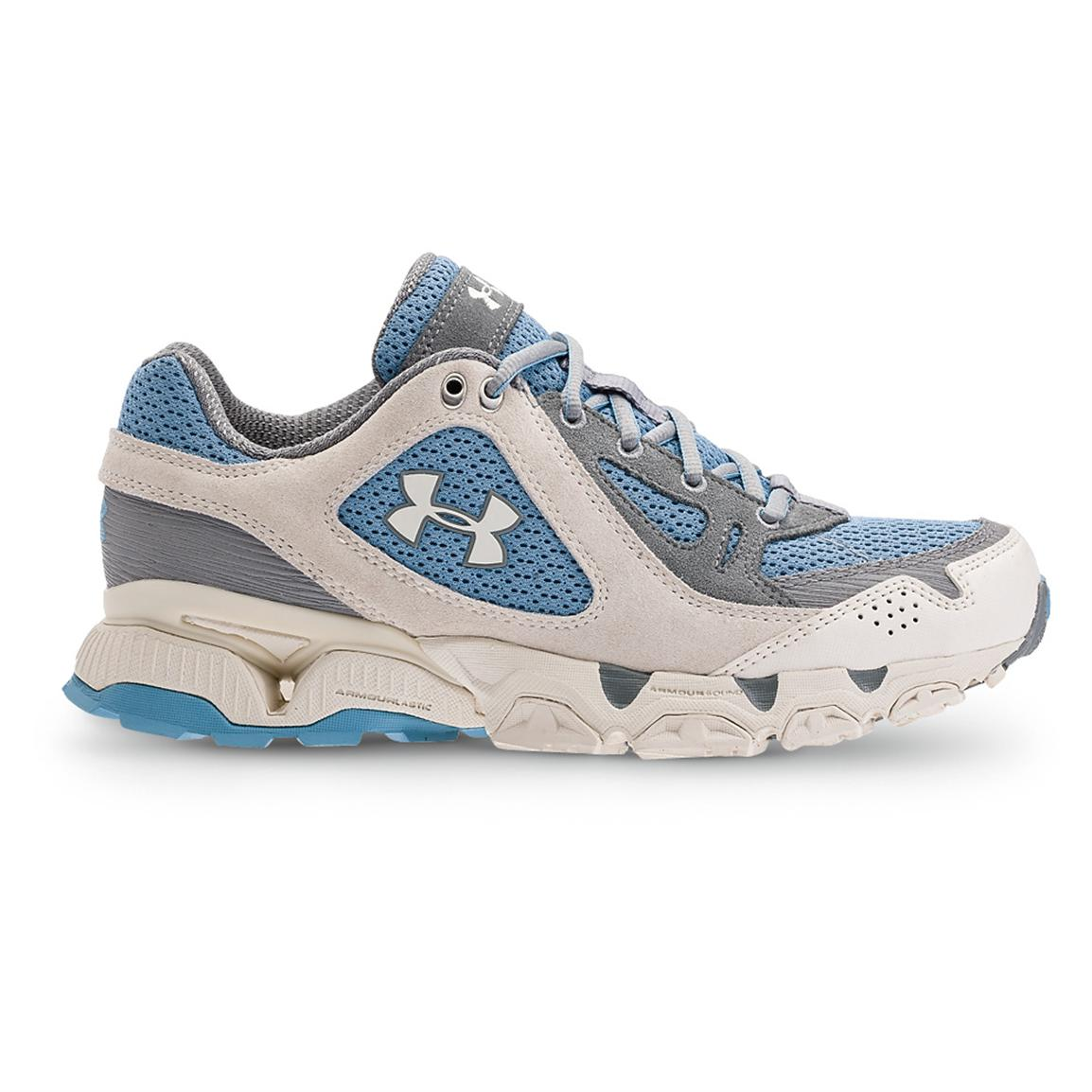 Women 39 s under armour chetco ii trail running shoes for Under armour fishing shoes