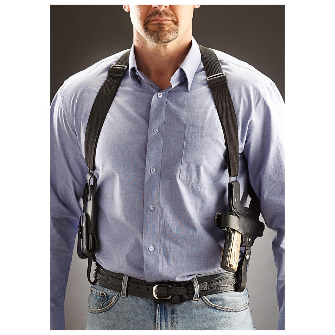 Classic Old West Styles® Thumb Break Shoulder