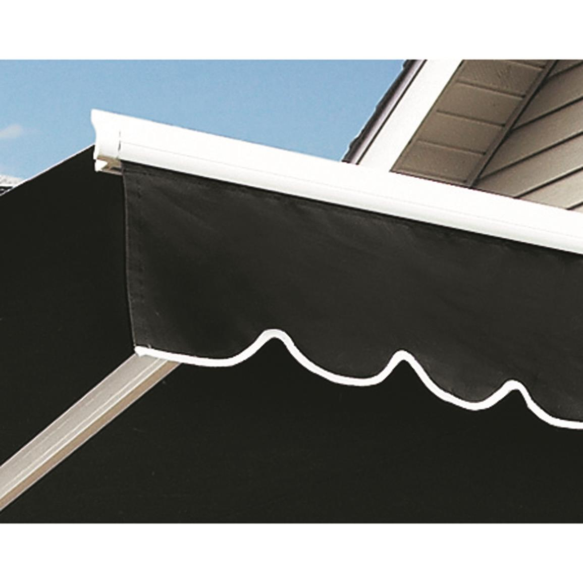 CASTLECREEK Retractable Awning - 234396, Gazebos, Awnings ...