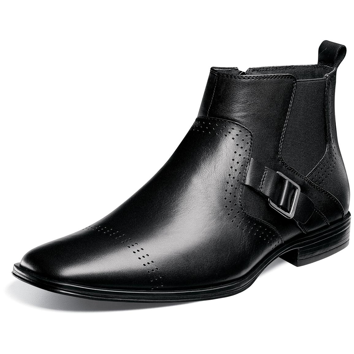 Men's Stacy Adams® Mason Dress Shoes, Black