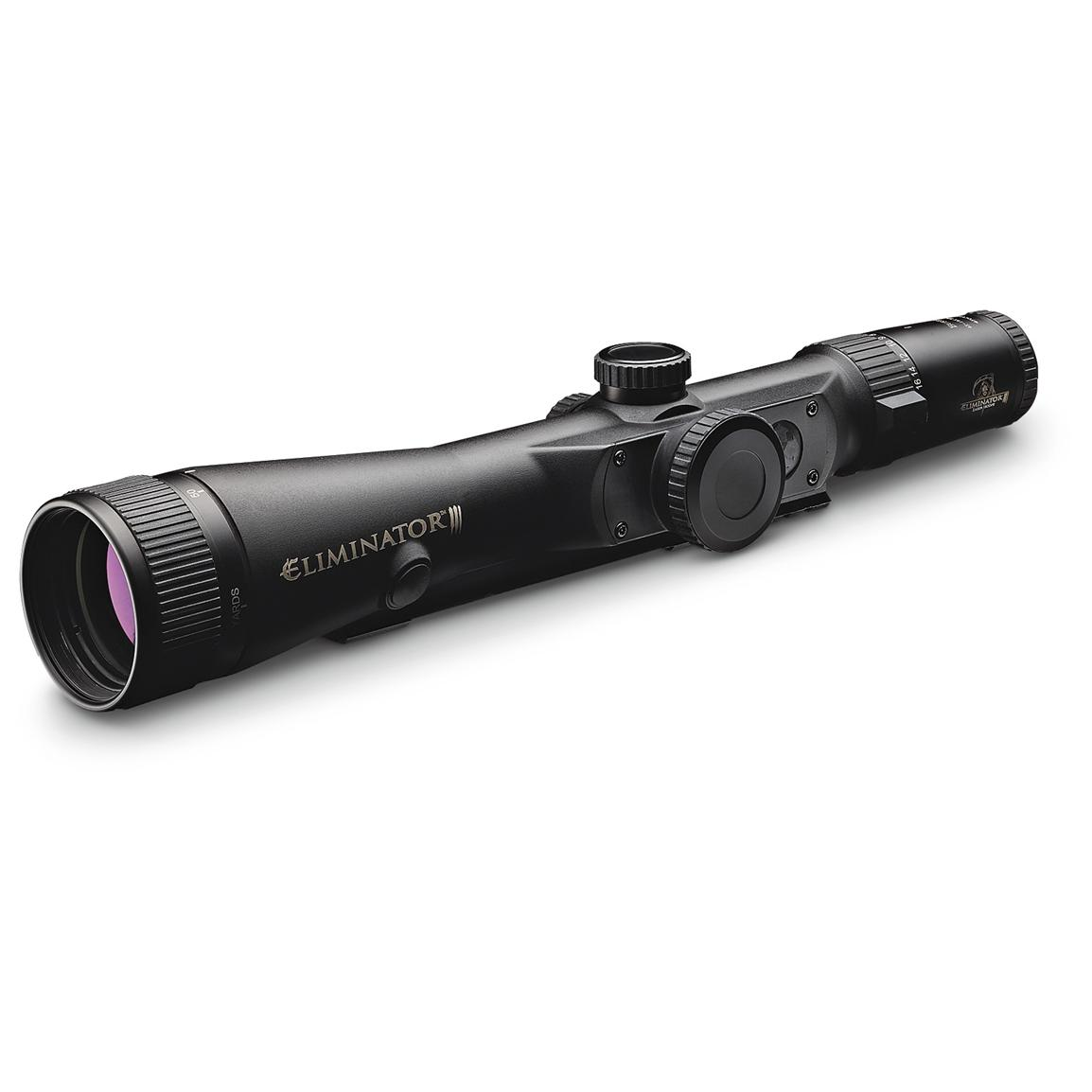 Burris Eliminator II 4-12x42mm Laser Scope