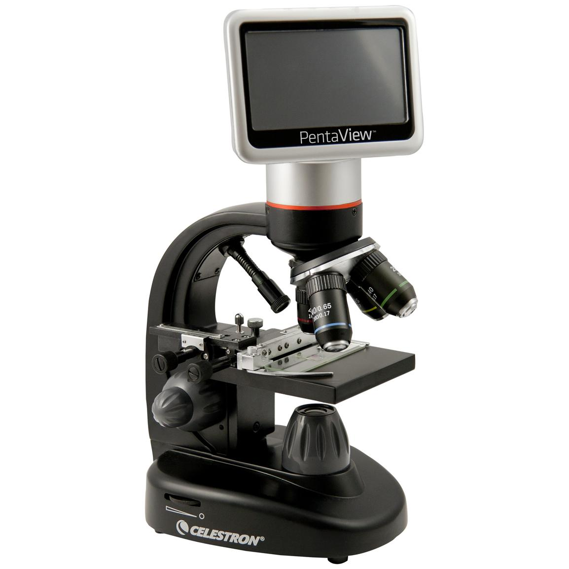 Celestron® PentaView LCD Digital Microscope