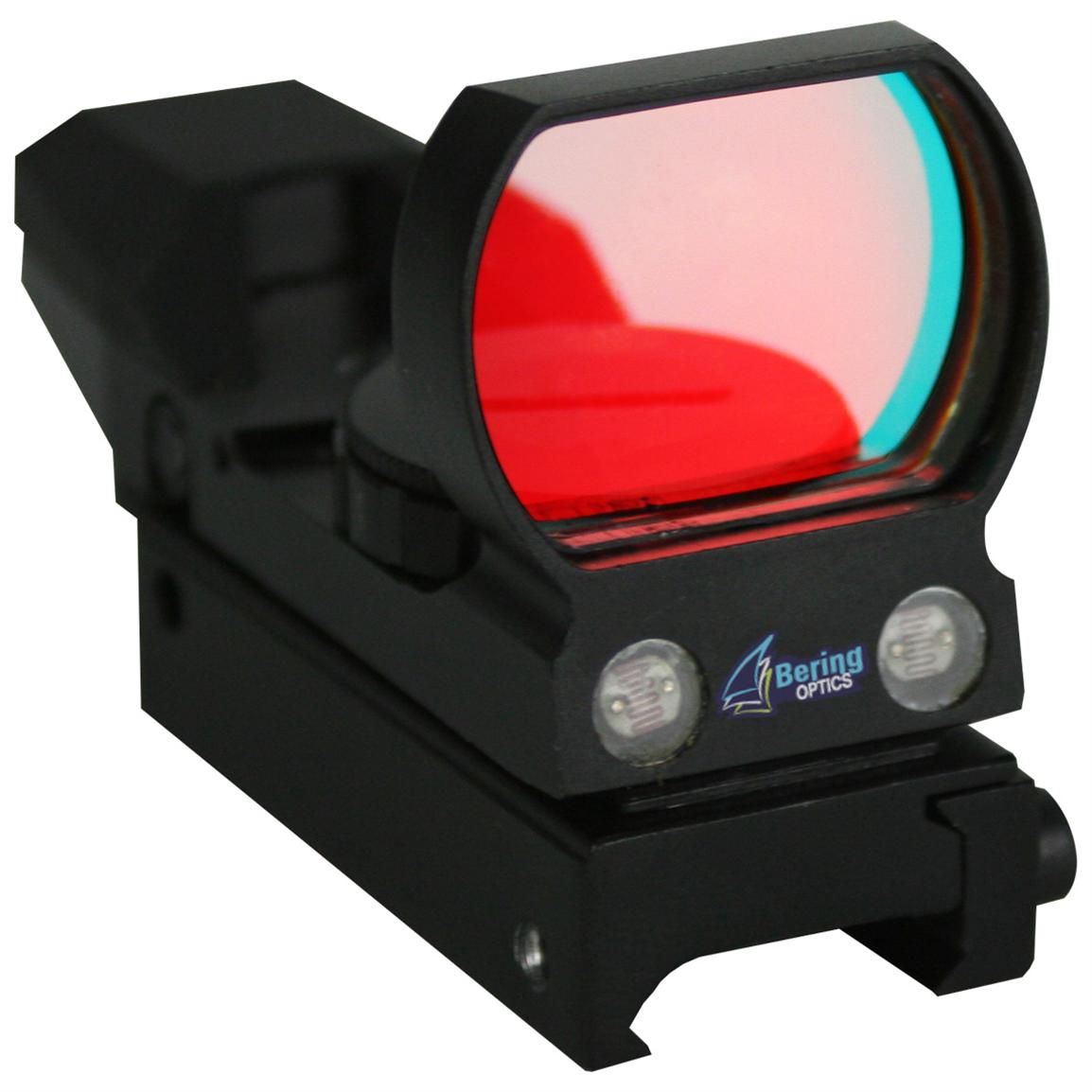 Bering Optics® Sensor Reflex Sight