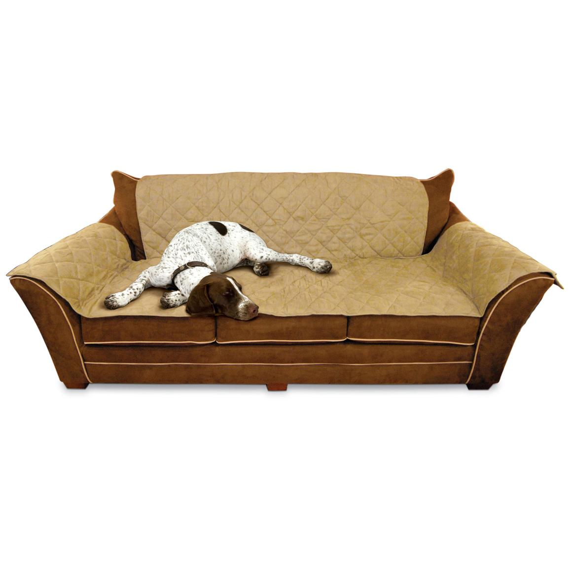 K&H Pet Products Furniture Cover™, Tan - Couch