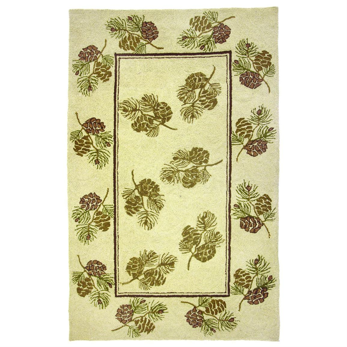 Homefires™ Birch And Pine Rug