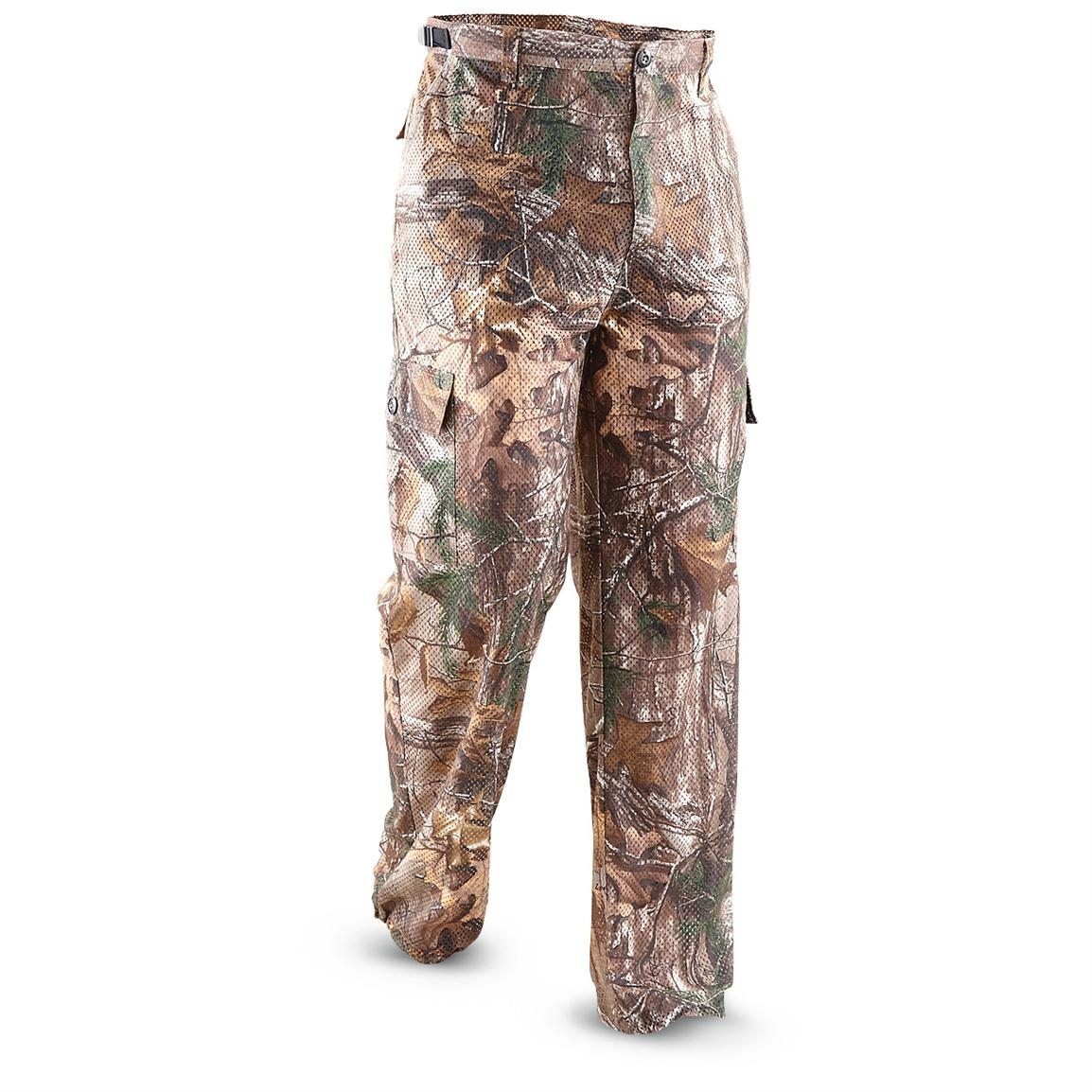Guide Gear® Airmesh Realtree Xtra® 6-pocket Hunting Pants