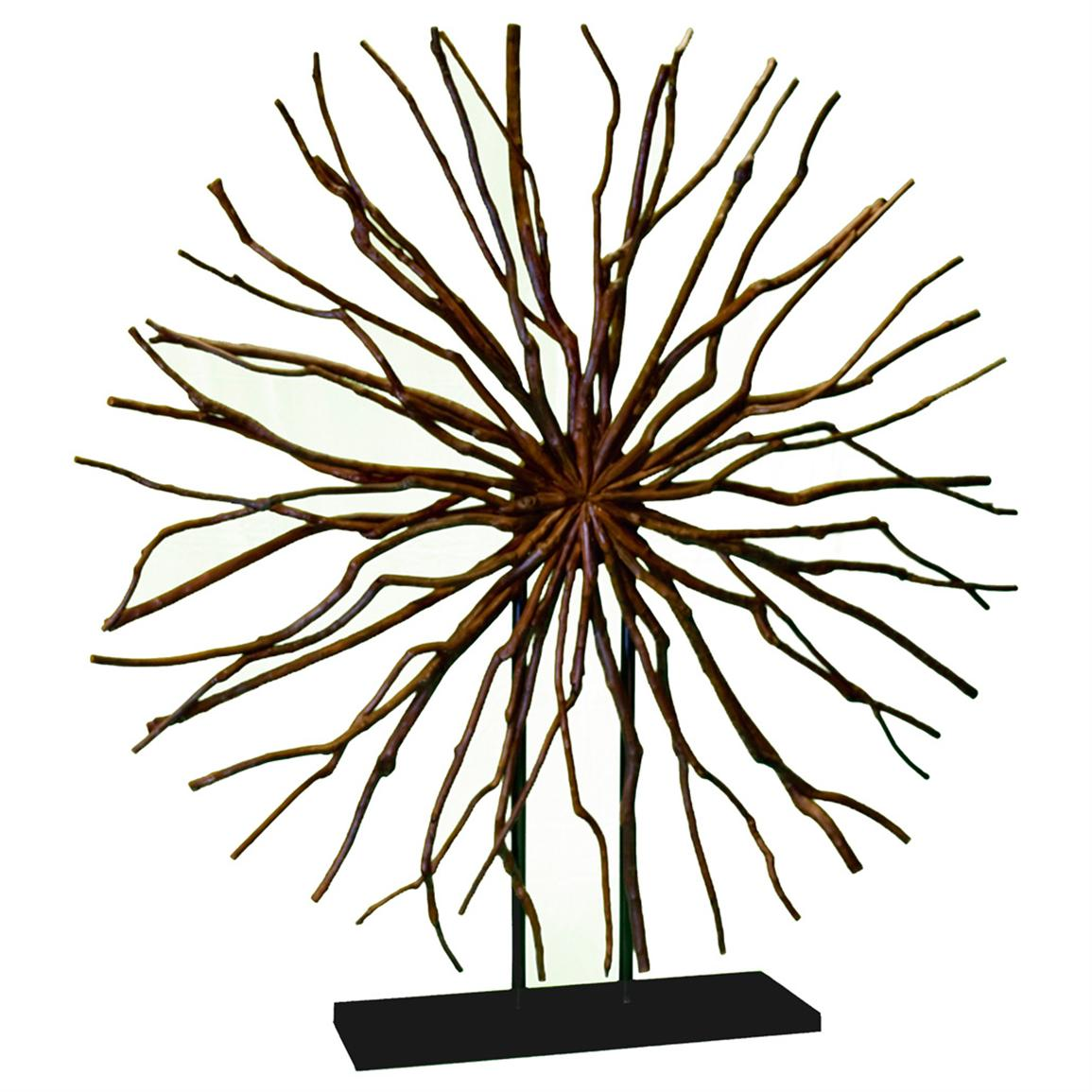 Groovystuff® Antares On Stand, Large, Natural