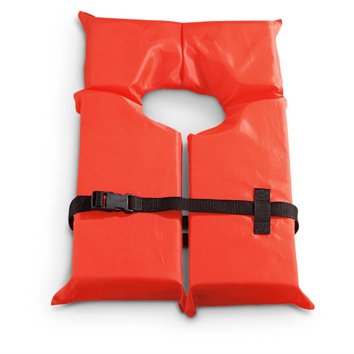 Guide Gear® Type II Adult Flotation Vest