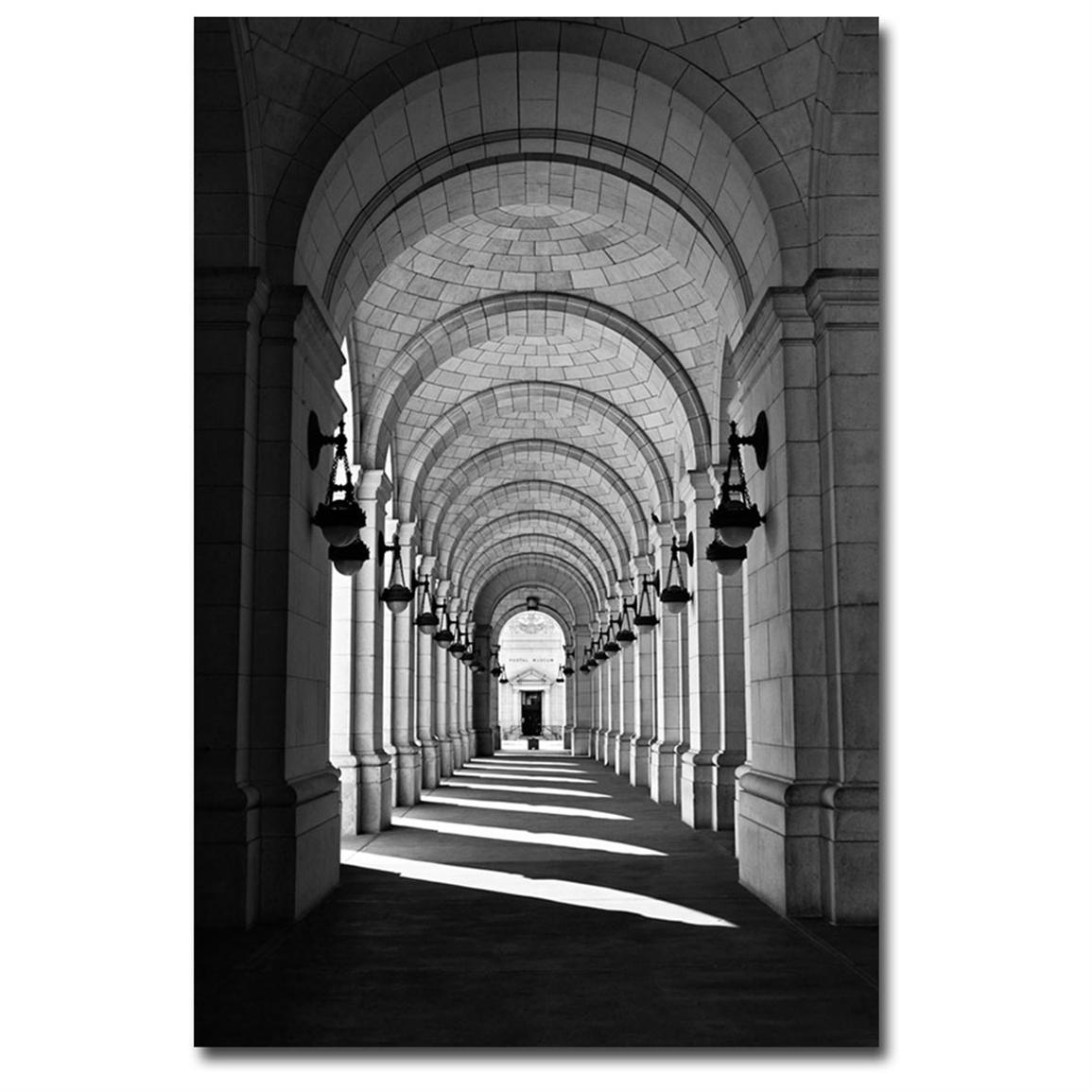 """Union Station Concourse"" Canvas Art by Gregory Ohanlon"
