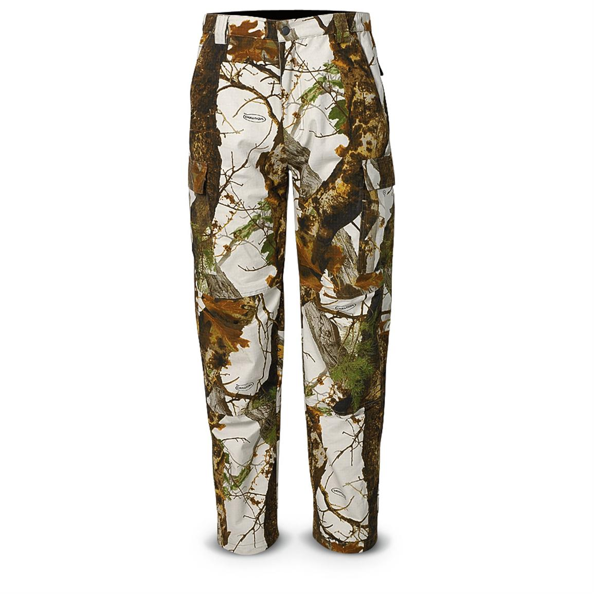 Native Species™ by Scent-Lok® DuraHunt 6-pocket Deluxe Pants, Vertigo® Gray