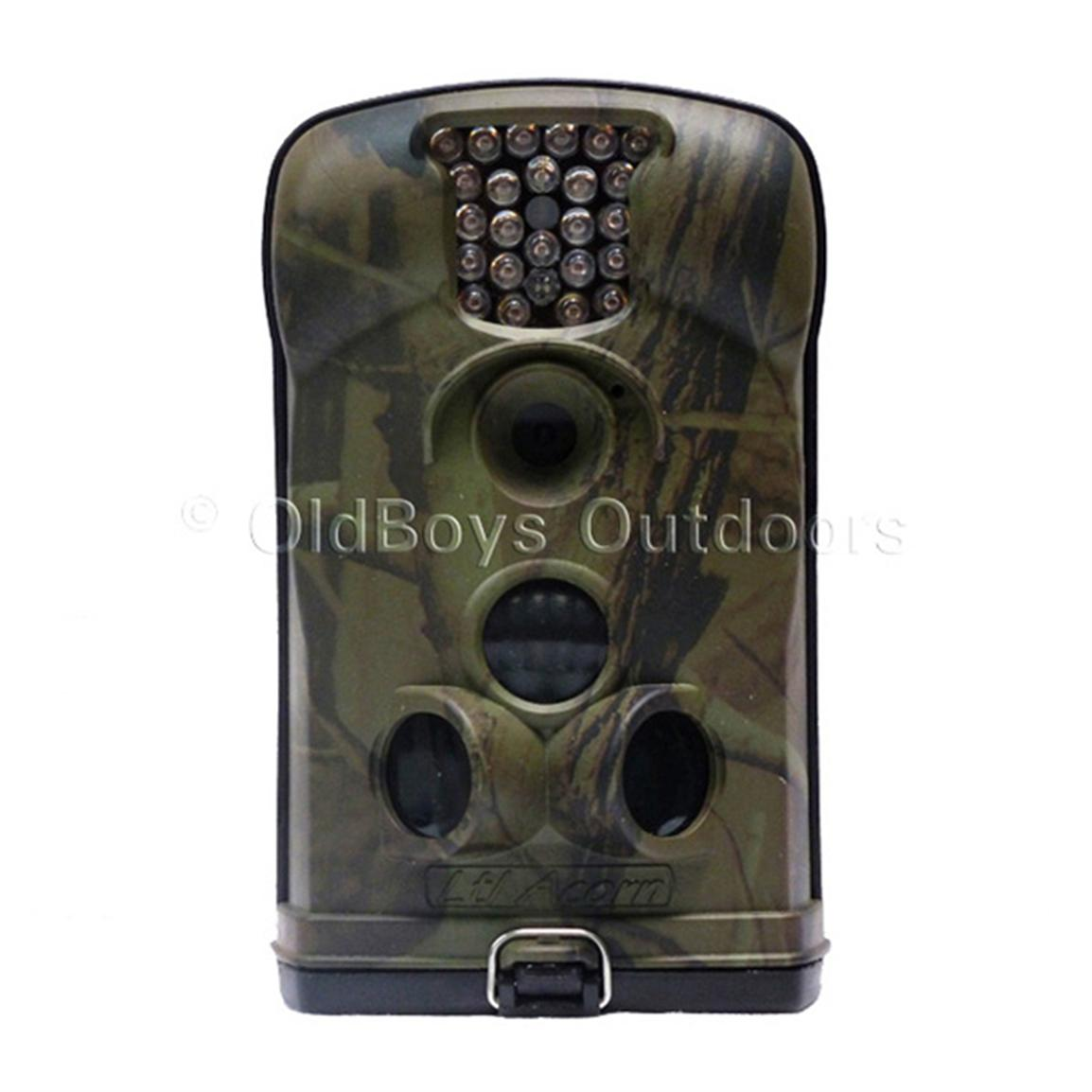OldBoys Outdoors® Little Acorn 12-megapixel HD Video Trail Camera
