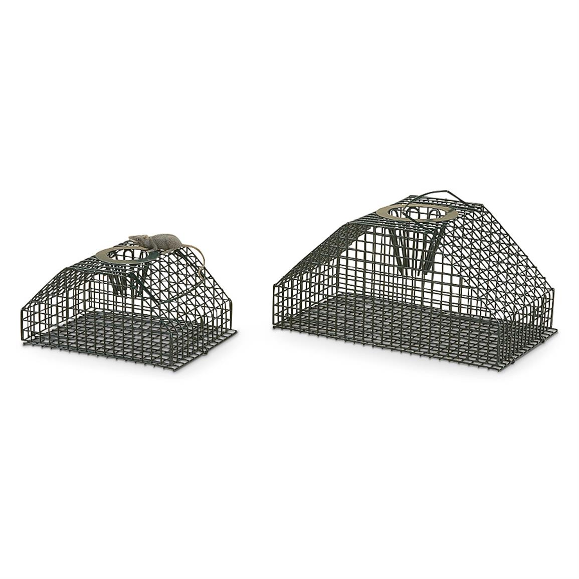 Guide Gear Catch-and-Release Rodent Traps, 2 Pack