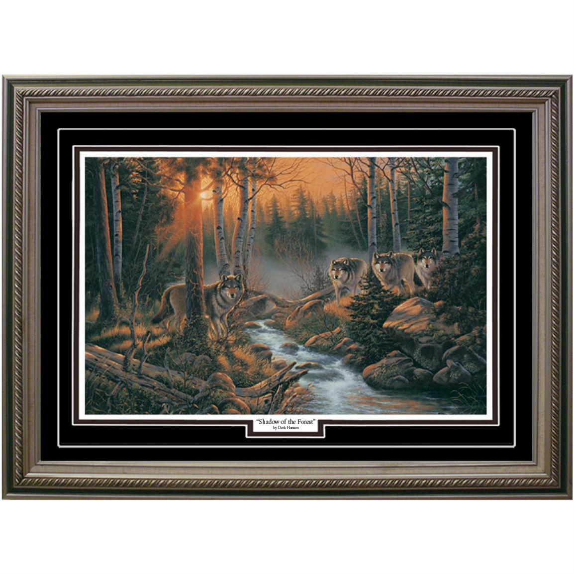 Shadow Of The Forest By Derk Hansen Limited-Edition Print