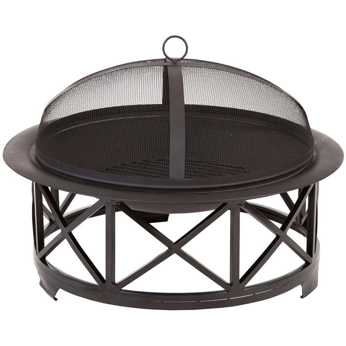 30 inch Portsmouth Fire Pit