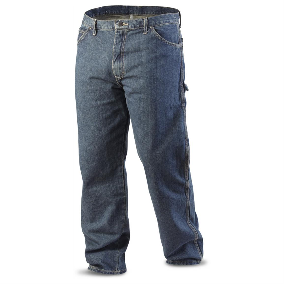 Dickies® Relaxed-fit Carpenter Jeans, Heritage Wash