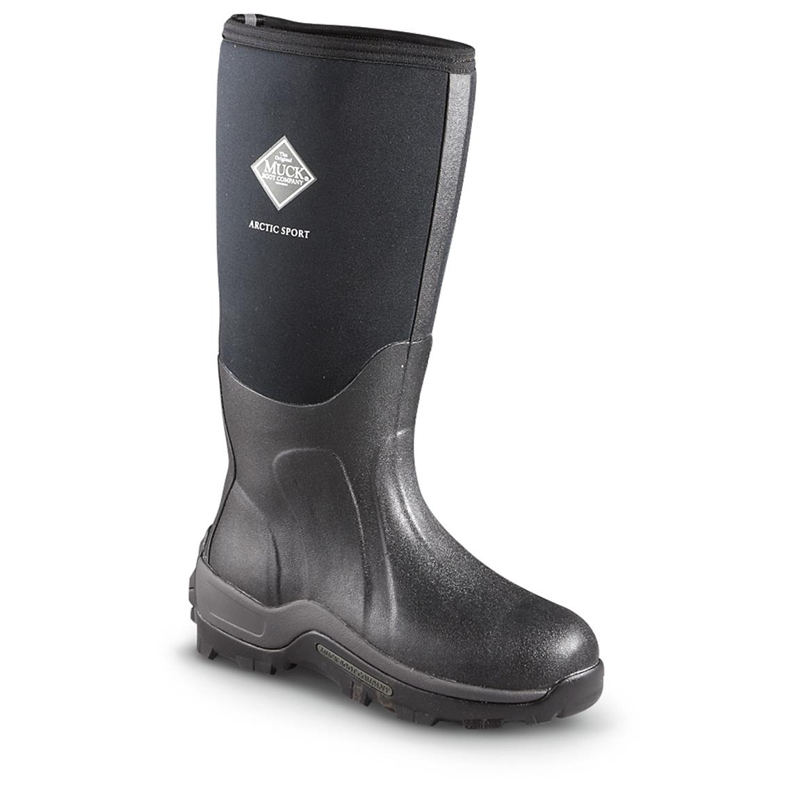 Muck Boot Men's Arctic Sport Waterproof Rubber Boots