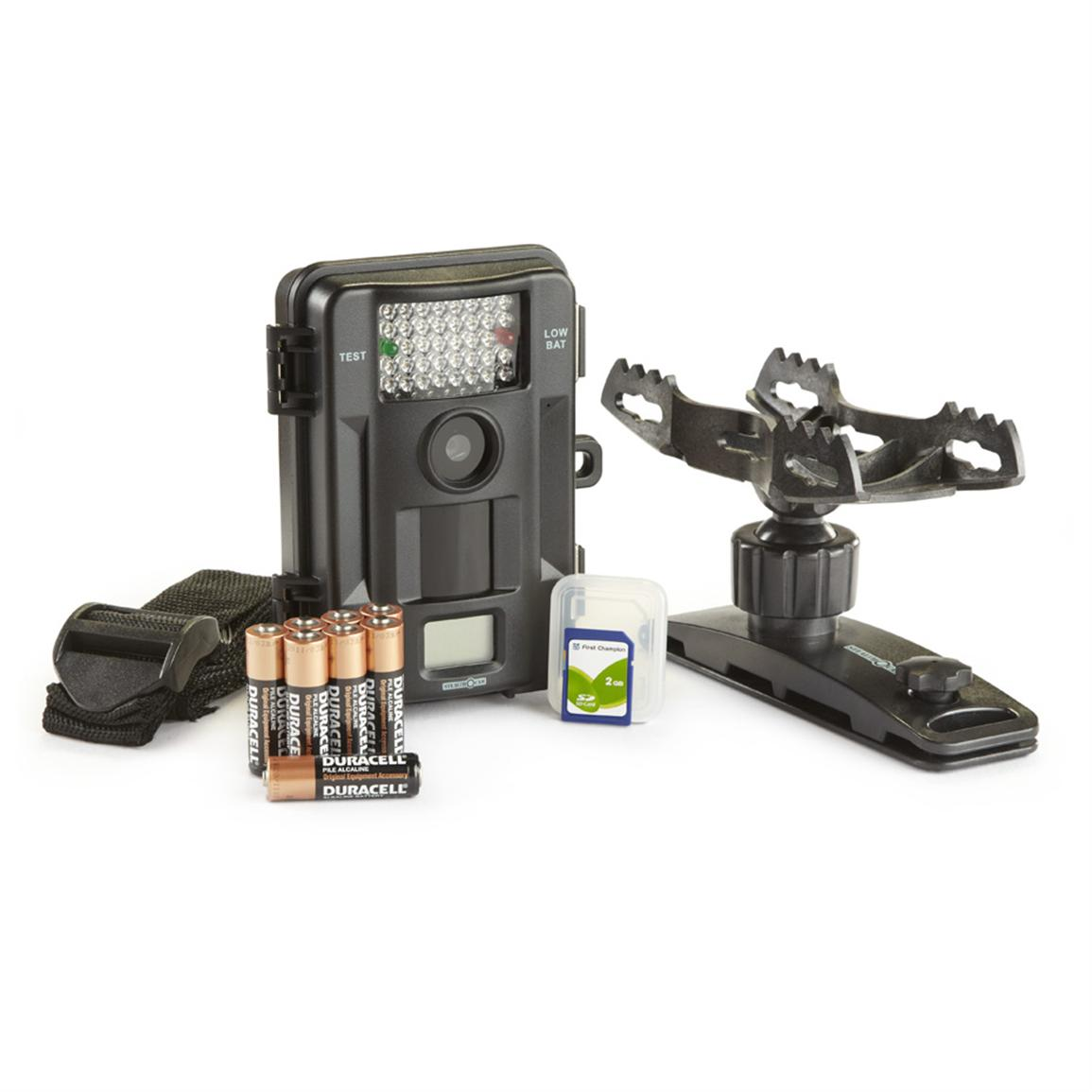 "Stealth Cam® ""The Unit"" Game Camera Pack"