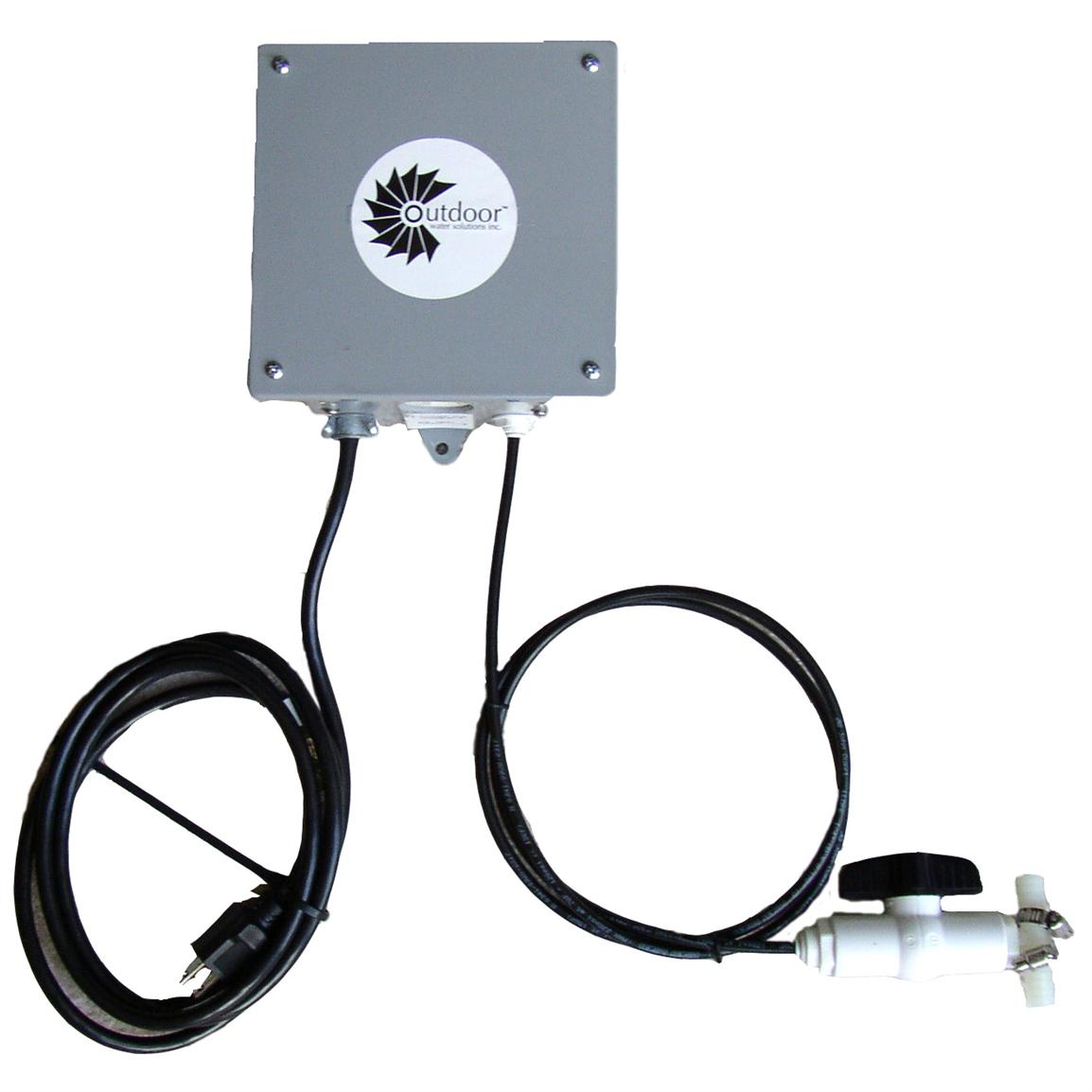 Outdoor Water Solutions® Aerator Control Box
