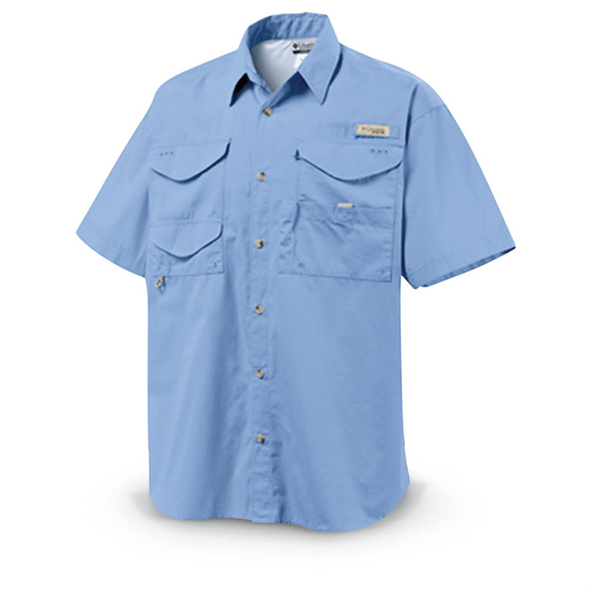 Columbia bonehead short sleeved shirt 282224 shirts for Columbia fishing gear