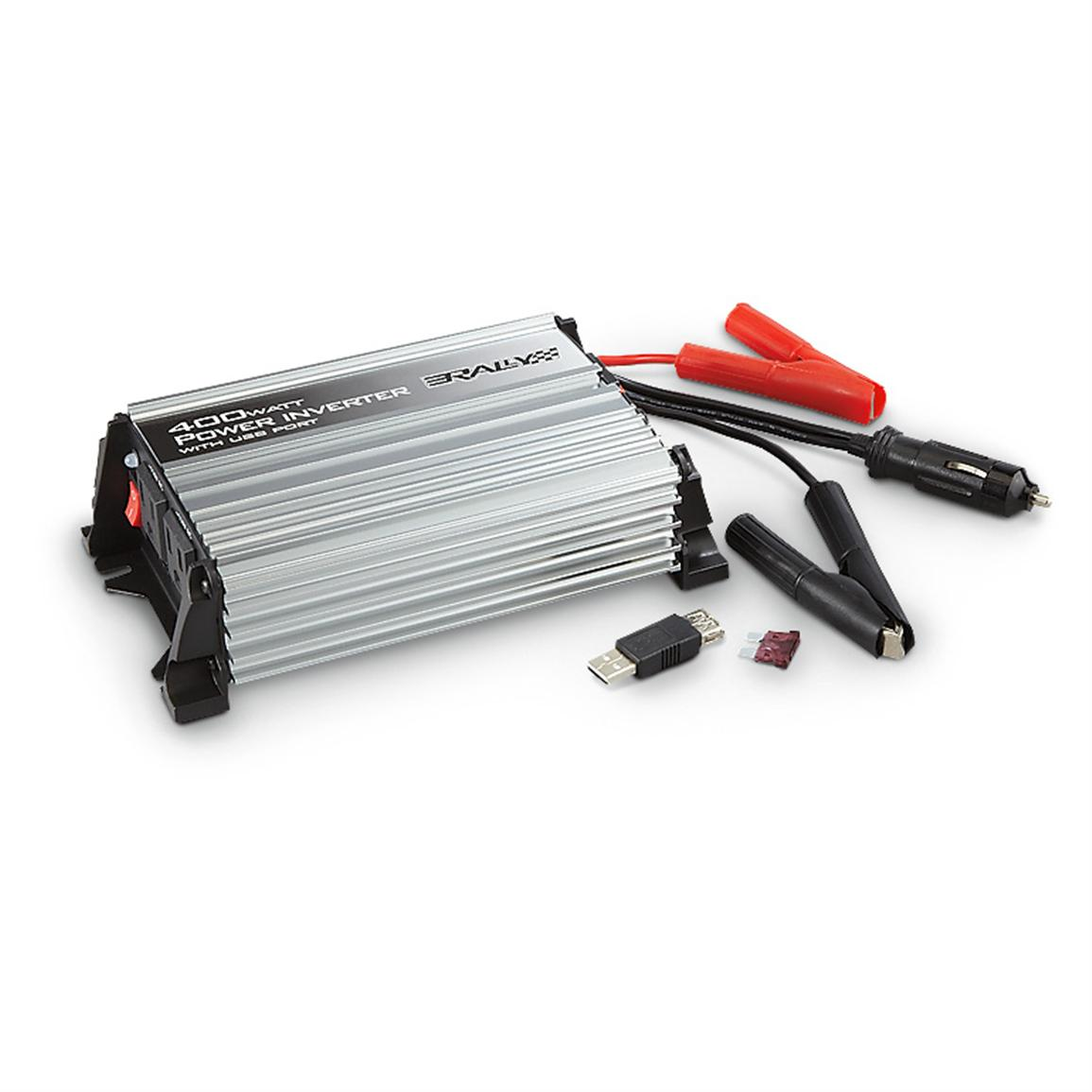 Rally® 400-watt Power Inverter