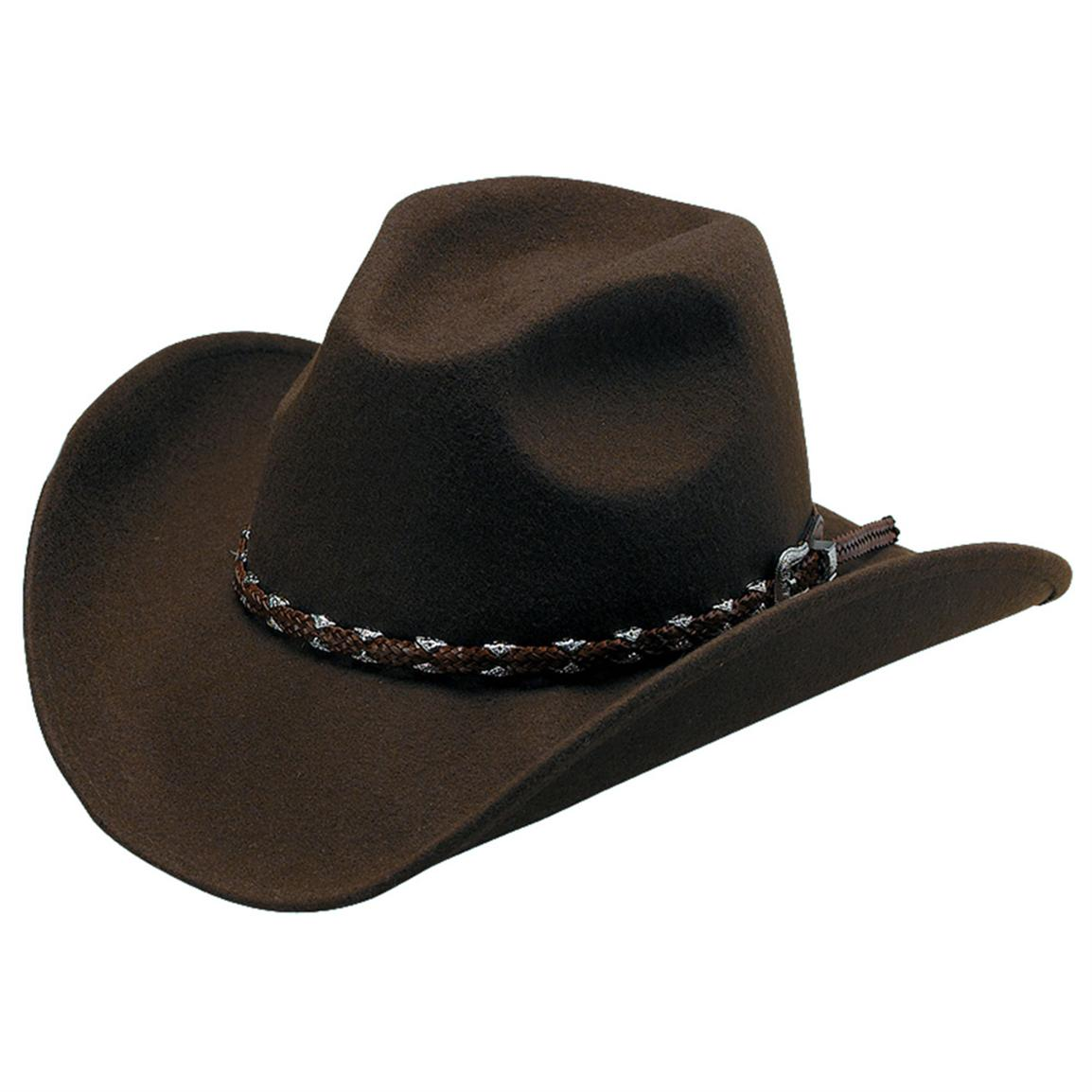 Outback Trading Wallaby Hat, Cocoa