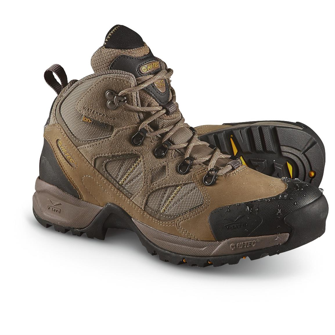 Men's Hi - Tec® V - Lite® Mount Nevis II Hiking Boots, Smokey ...