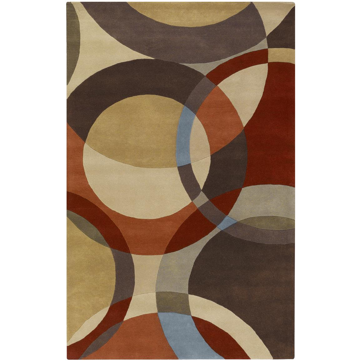 5 foot x 8 foot Surya™ Forum Rug