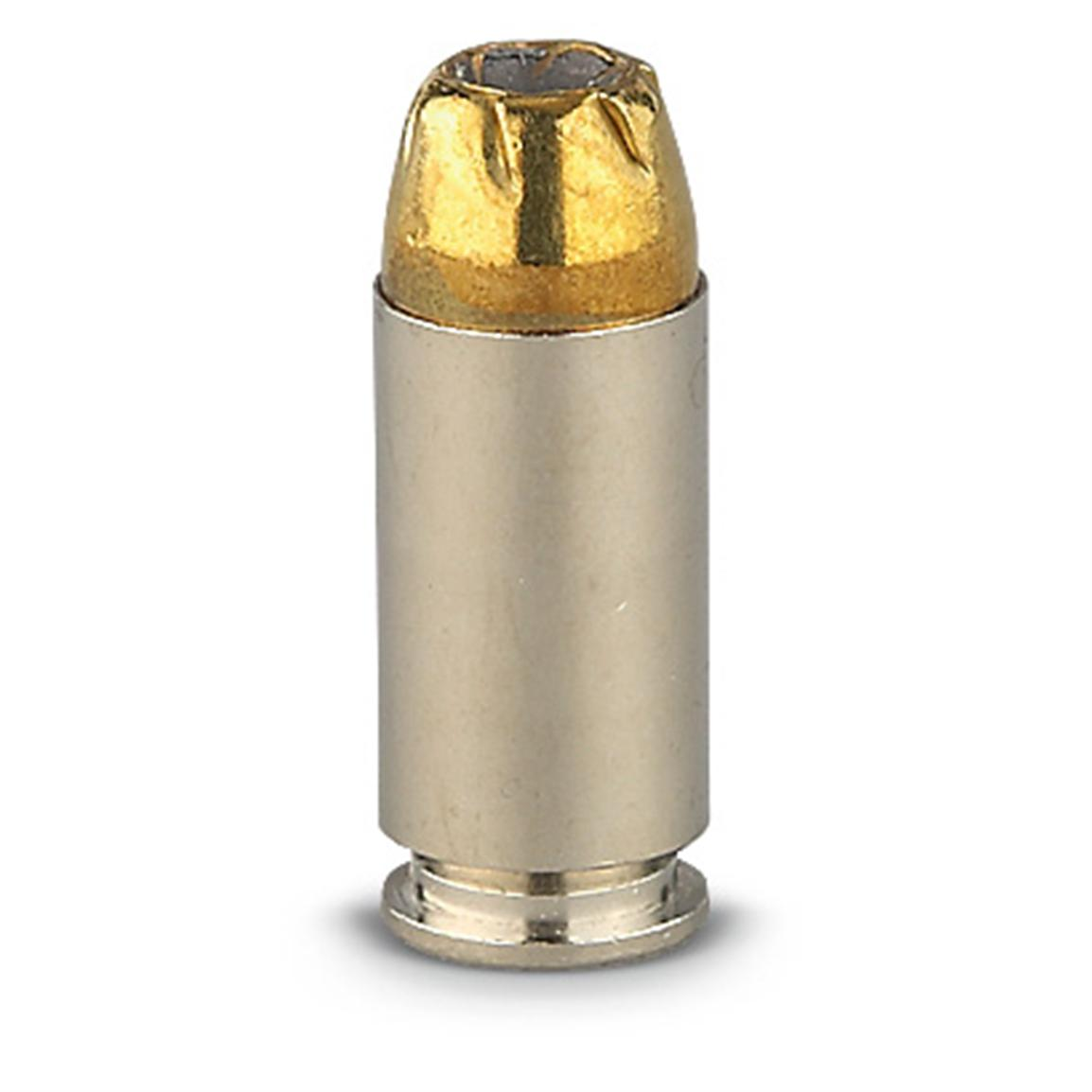 High-performance Brass Jacket Hollow Point