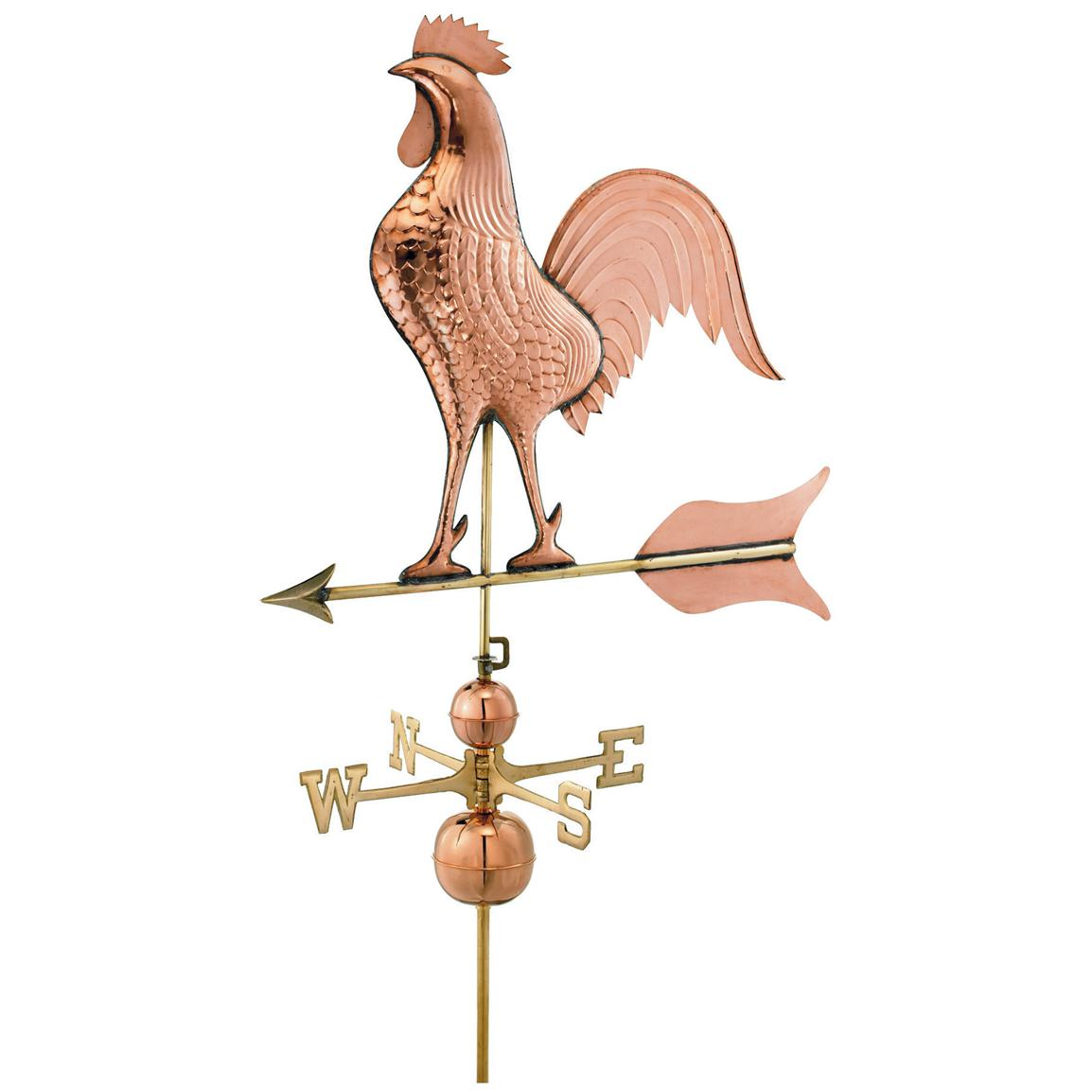 37 inch Barn Rooster Weathervane