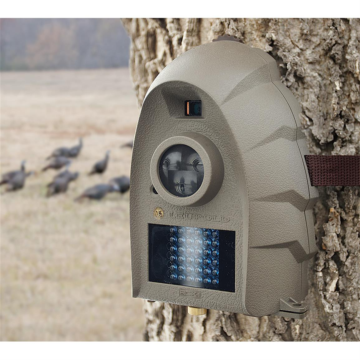 Leupold® RCX-1 8MP Trail Camera