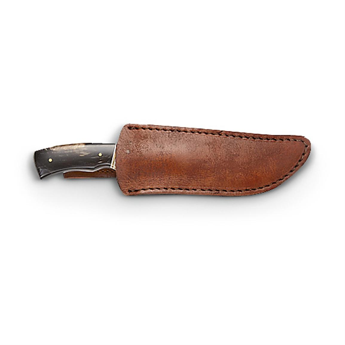Genuine leather sheath