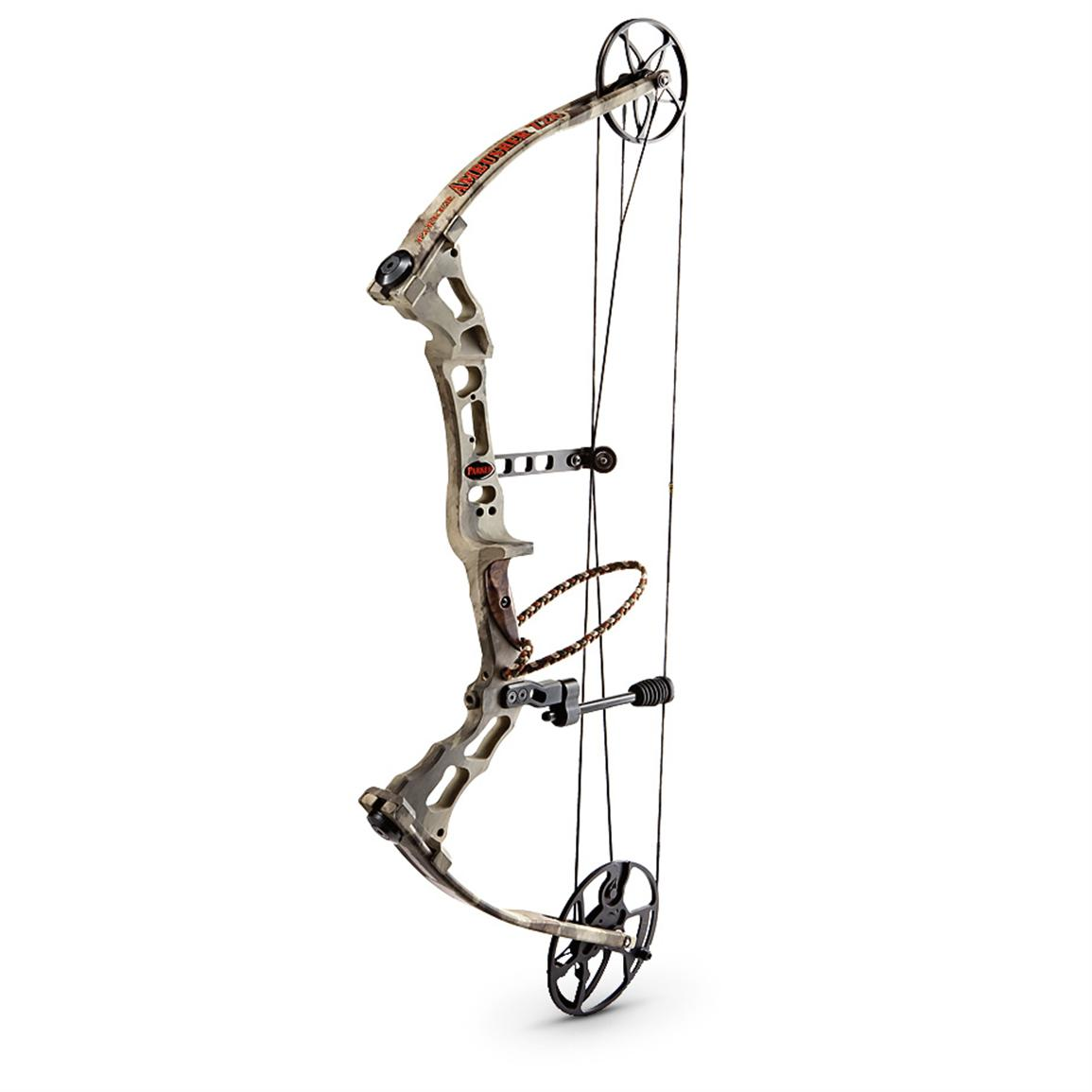 Parker® Ambusher Compound Bow; 27-34 inch draw length