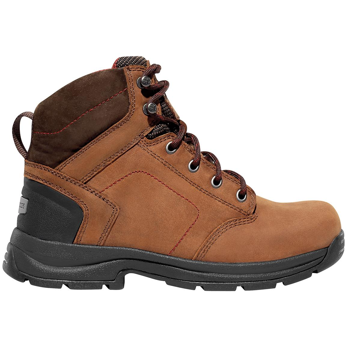Women's LaCrosse® 5 inch Laurelwood Waterproof Alloy Toe Work Boots
