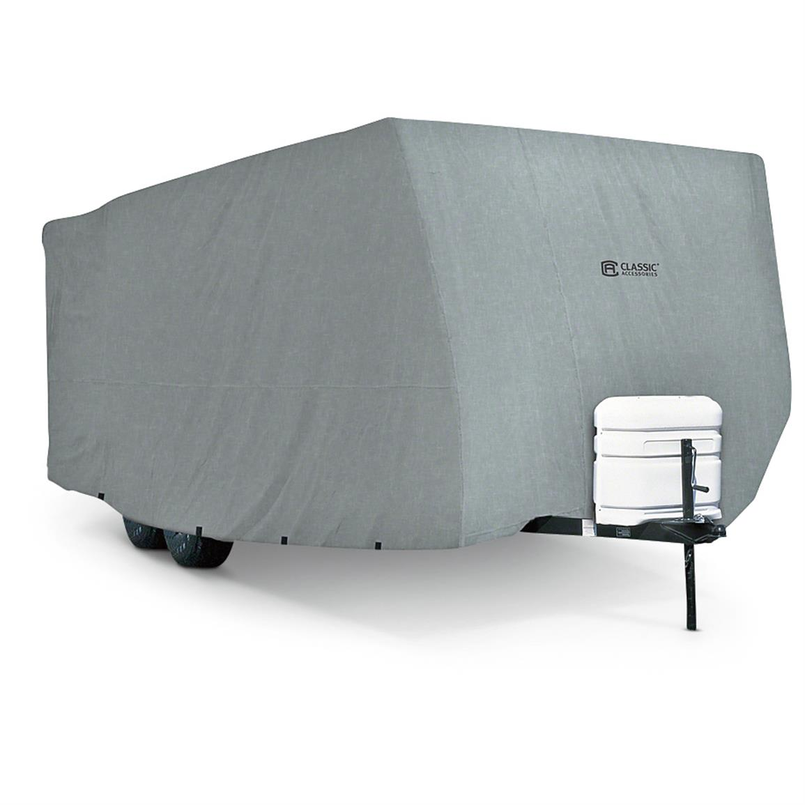 Classic Accessories Travel Trailer Covers