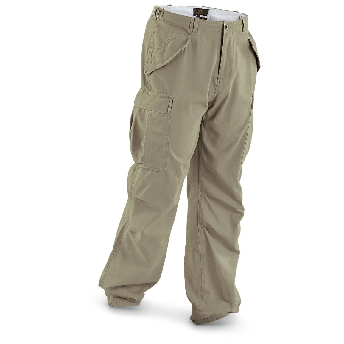 Alpha Industries™ Drummond Cargo Pants, Olive Drab