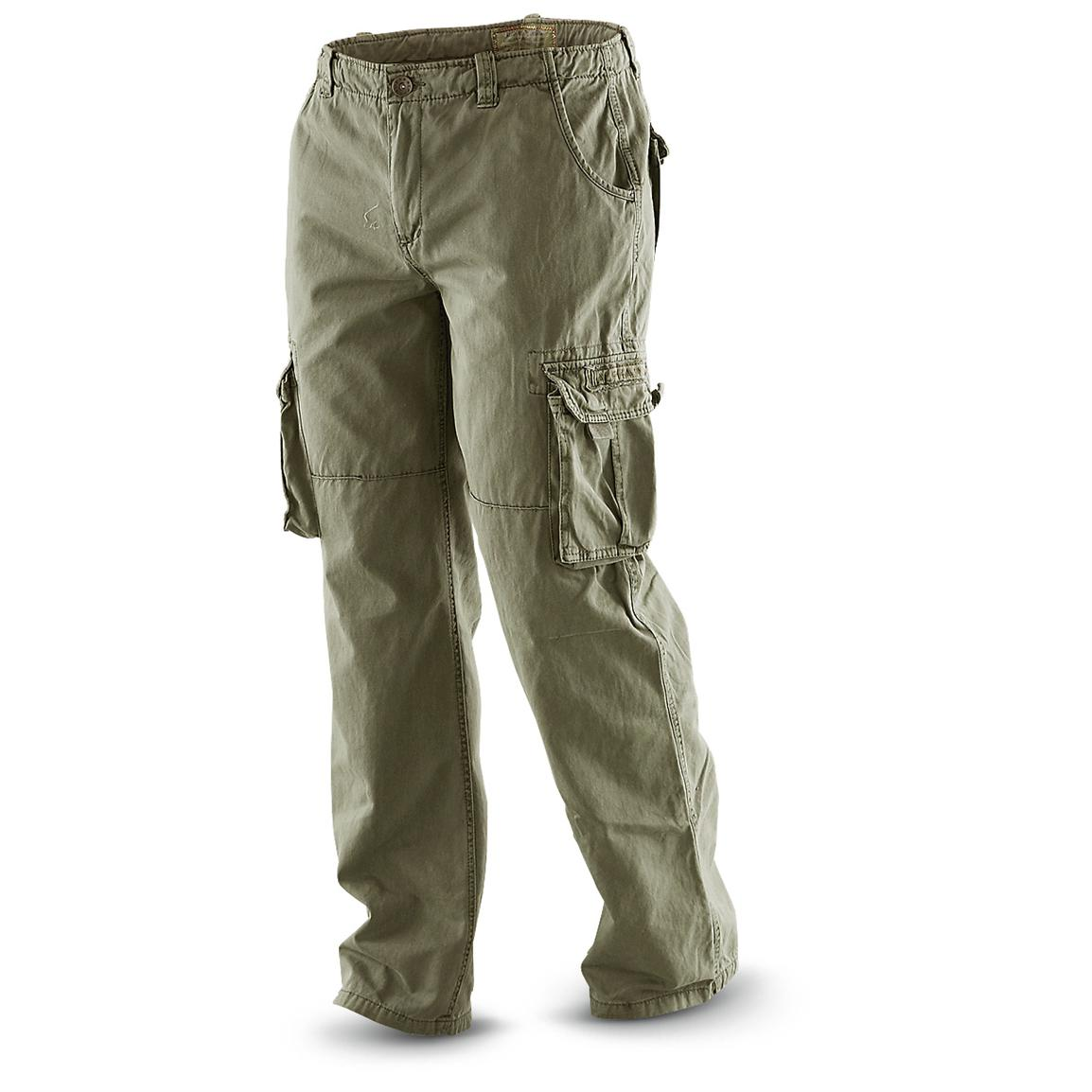 Alpha® Beam 6-pocket Cargo Pants - 291873, Pants at Sportsman's Guide