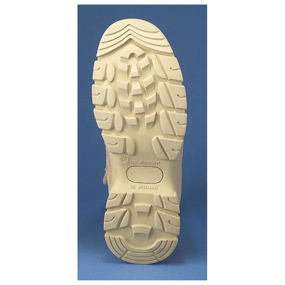 Rugged outsole for grip