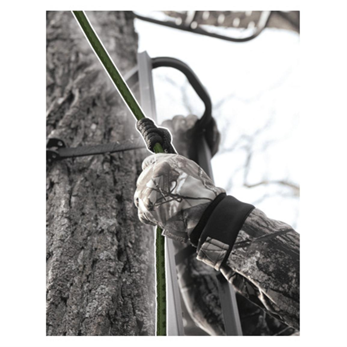 Big Game Safe Line Tree Stand Climbing Rope 292407