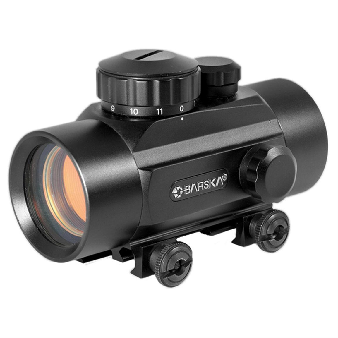 Barska® Black 30mm Red Dot Scope