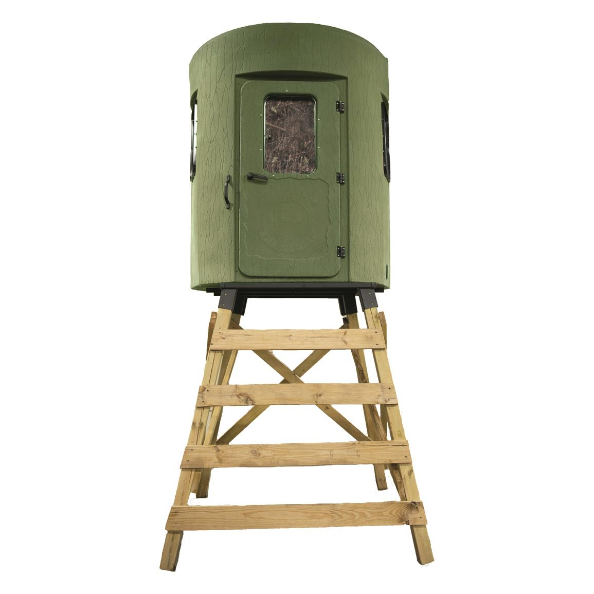 Banks Outdoors The Stump 3 NBS Tower-style Deer Stand