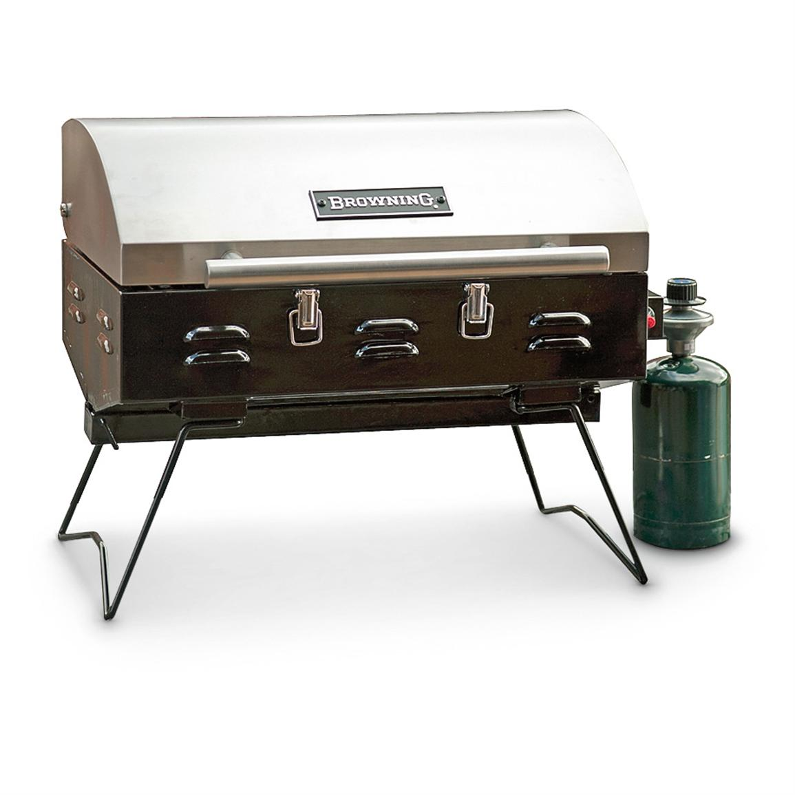 Browning® Buckmark Table Top Grill