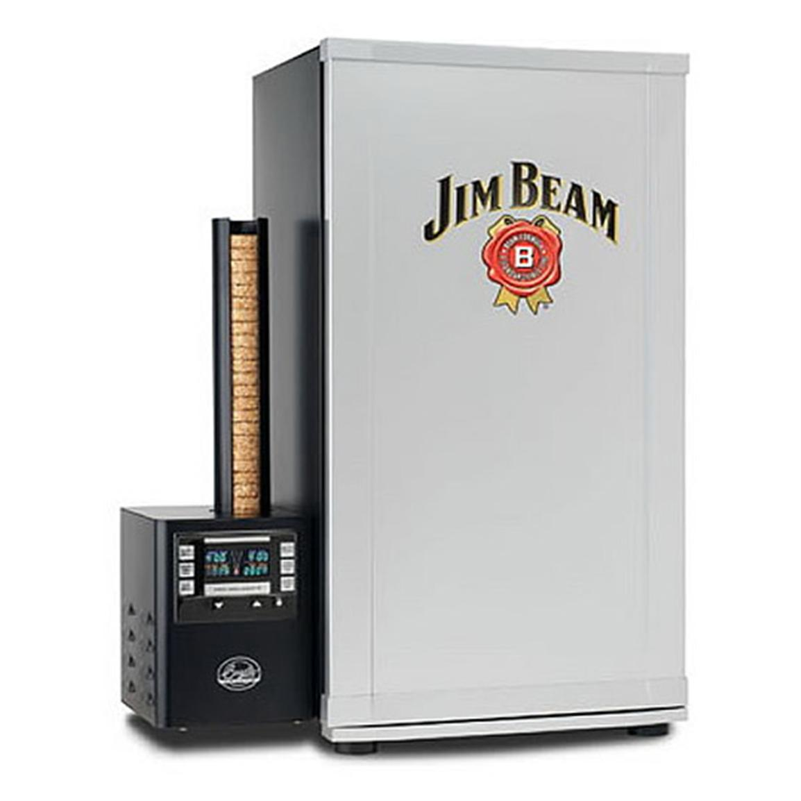 Bradley® Jim Beam 4-rack Digital Smoker