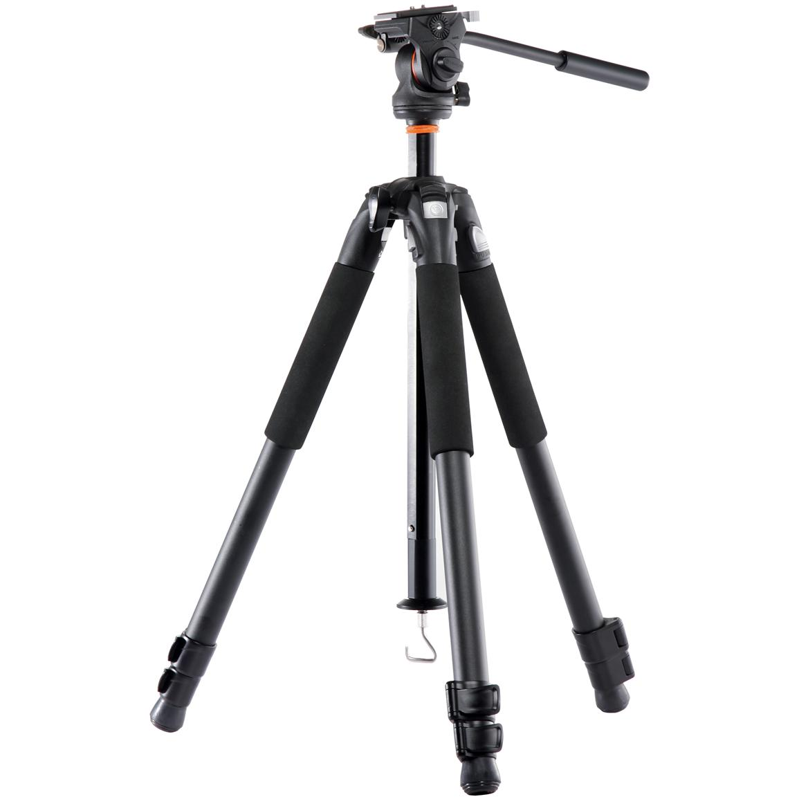 Vanguard® ABEO 283AV Aluminum Alloy Video Tripod
