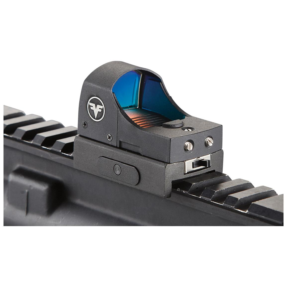 Firefield® Micro Red Dot Sight, Matte Black